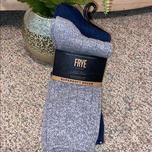 🆕 Frye Boot Socks